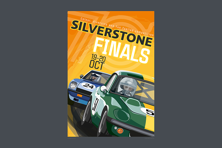 Race 13: Silverstone Finals 19.10.19 – Entry List
